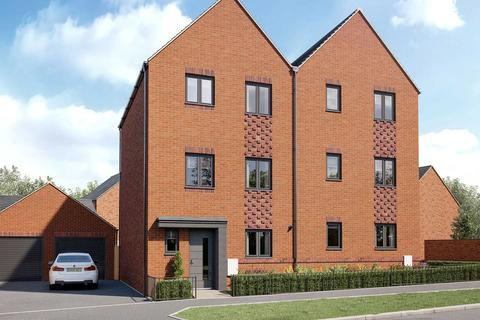 4 bedroom semi-detached house for sale - Plot 98, The Burnet at Hounsome Fields, Winchester Road, Basingstoke, Hampshire RG23
