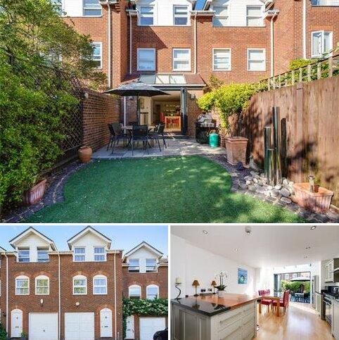 4 bedroom terraced house for sale - Castlebar Park, London, W5