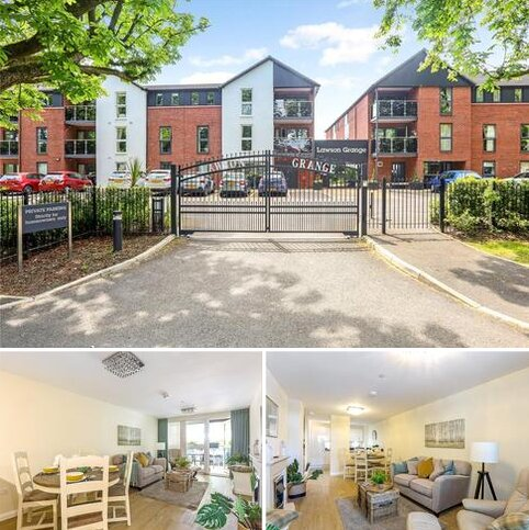 1 bedroom retirement property for sale - Lawson Grange, Holly Road North, Wilmslow, Cheshire, SK9