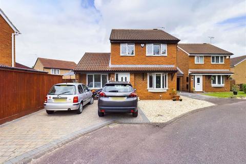 3 bedroom detached house for sale - Desford Close, Abbeymead, Gloucester