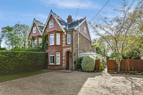 5 bedroom semi-detached house for sale - Tripp Hill, Fittleworth