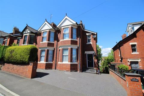 5 bedroom semi-detached house for sale - Llanthewy Road, Newport