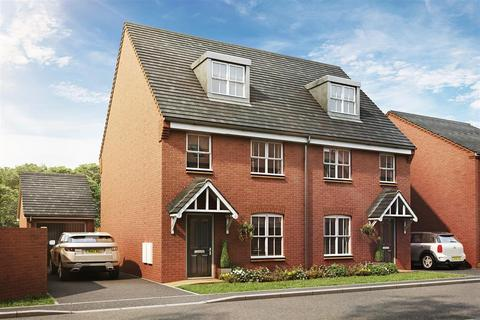 3 bedroom semi-detached house for sale - The Crofton G - Plot 203 at Edwalton Chase, Stanier Drive, Off Melton Road NG12