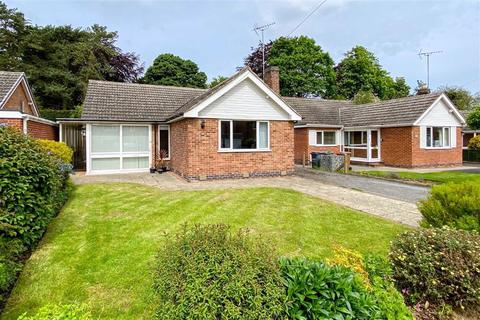 3 bedroom detached bungalow for sale - Sandalwood Road, Loughborough, LE11