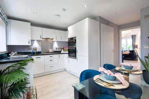 3 bedroom end of terrace house for sale - The Braxton - Plot 202 at Yardley Manor, Yardley Road MK46