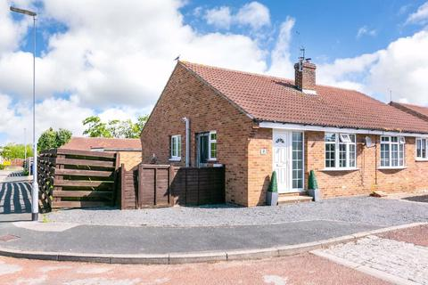 2 bedroom semi-detached bungalow for sale - St Oswalds Close, Wilberfoss