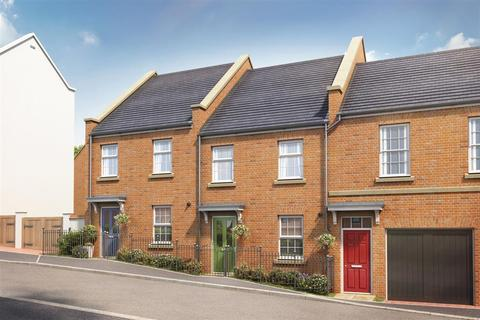 3 bedroom end of terrace house for sale - Plot 280- The Flatford- Coppice Place at Sherford at Sherford, Hercules Road, Sherford PL9
