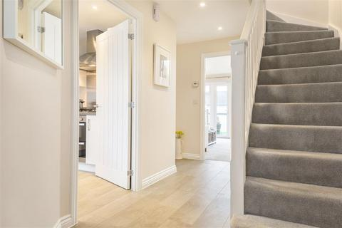 3 bedroom terraced house for sale - Plot 281- The Flatford- Coppice Place at Sherford at Sherford, Hercules Road, Sherford PL9