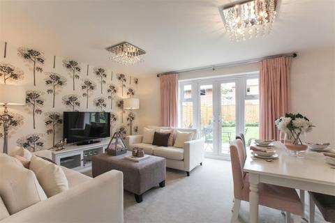 3 bedroom terraced house for sale - Plot 282- The Flatford- Coppice Place at Sherford at Sherford, Hercules Road, Sherford PL9