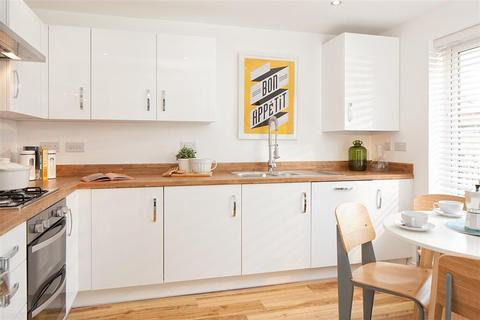 3 bedroom end of terrace house for sale - Plot 283- The Flatford- Coppice Place at Sherford at Sherford, Hercules Road, Sherford PL9