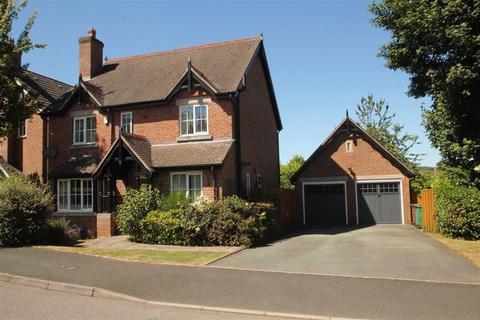 4 bedroom detached house for sale - Whitridge Way, Trefonen