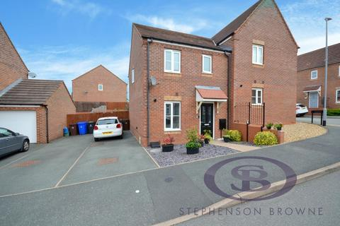 3 bedroom semi-detached house for sale - Burtree Drive, Norton Heights, Stoke-On-Trent