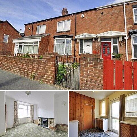 3 bedroom terraced house for sale - Coleridge Avenue, South Shields, Tyne And Wear