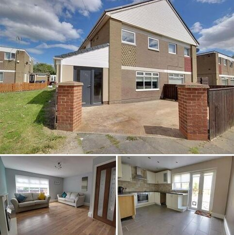 3 bedroom semi-detached house for sale - Heaton Gardens, South Shields, Tyne And Wear