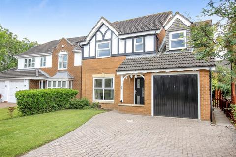 4 bedroom detached house for sale - Heathfield Park, Middleton St. George, Darlington