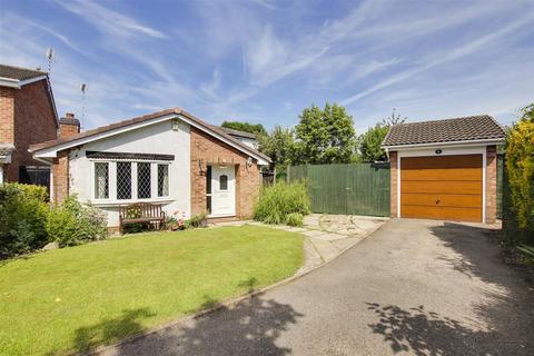 2 bedroom detached bungalow for sale - The Spinney, Borrowash, Derbyshire, DE72 3FT