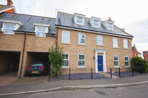 5 bedroom detached house for sale - Eglinton Drive, Chancellor Park, Chelmer Village, Chelmsford, CM2