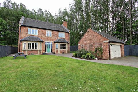 5 bedroom detached house for sale - Black Lane, Wheatley Hill, Durham