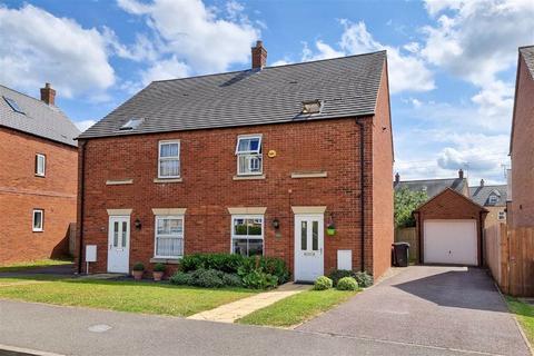 3 bedroom semi-detached house for sale - Johnson Drive, Leighton Buzzard