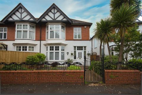 4 bedroom semi-detached house for sale - Sketty Road, Swansea