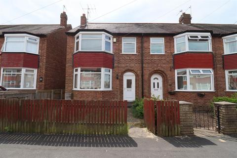 3 bedroom end of terrace house for sale - Mollison Road, Hull
