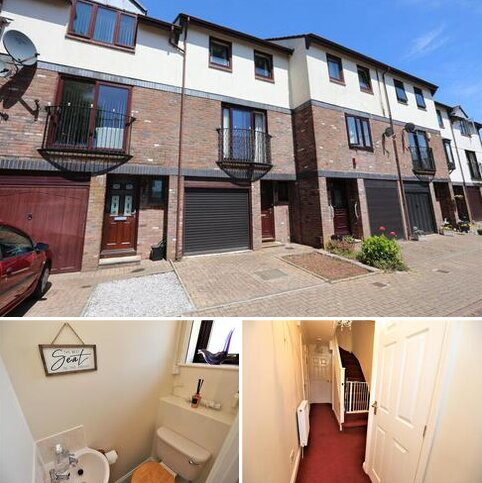 3 bedroom townhouse for sale - Kirkstead Close, Torquay, TQ2 7NJ