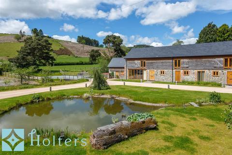 3 bedroom semi-detached house for sale - Court House Barns, Cascob, Nr Presteigne