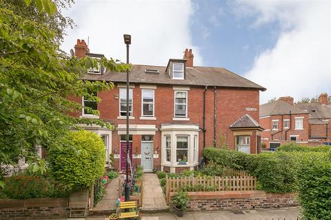 3 bedroom terraced house for sale - Windsor Avenue, South Gosforth, Newcastle upon Tyne