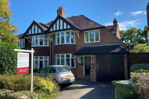 3 bedroom semi-detached house to rent - Wychwood Avenue, Knowle, Solihull, B93 9DA
