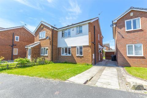 3 bedroom semi-detached house for sale - St. Albans Close, Long Eaton