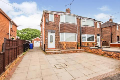 3 bedroom semi-detached house for sale - Fearns Avenue, Bradwell, Newcastle