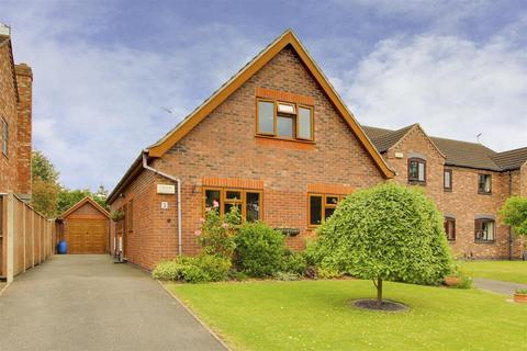 4 bedroom detached house for sale - Saltby Green, West Bridgford, Nottinghamshire, NG2 7UT