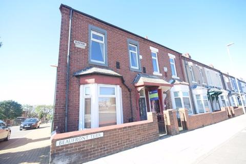 4 bedroom terraced house to rent - Beaufront Terrace, South Shields