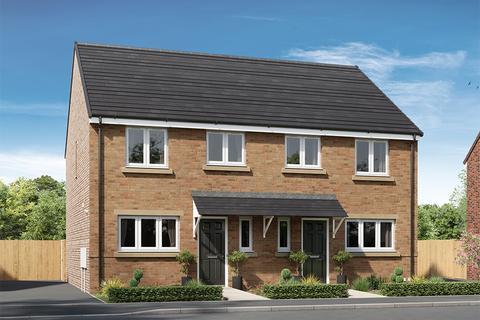 3 bedroom house for sale - Plot 21, The Caddington at Hoddings Meadow, Hodthorpe, Broad Lane, Hodthorpe S80
