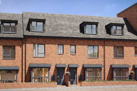 3 bedroom house for sale - Plot 117, The Rearsby at Waterside Leicester, Frog Island, Leicester LE3