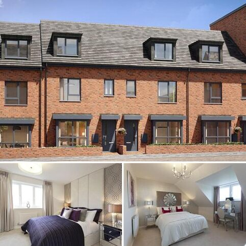 3 bedroom house for sale - Plot 117, The Rearsby at Waterside Leicester, Frog Island LE3