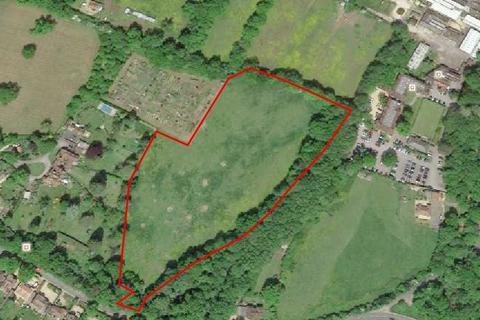 Land to rent - Backlands, Elstead