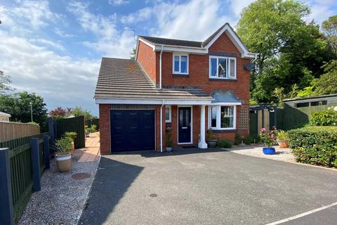 4 bedroom detached house for sale - Ivydale, Exmouth
