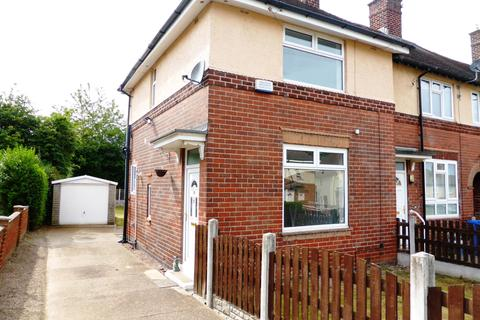 2 bedroom end of terrace house to rent - Valentine Crescent, Sheffield, S5 0NX