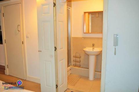 Studio to rent - SMITHFIELD, ROCKINGHAM STREET, S1 4EY