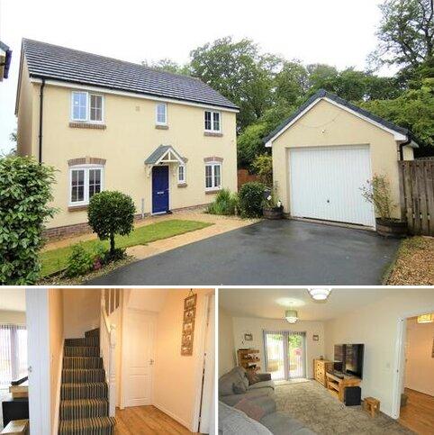 4 bedroom detached house for sale - Gatehouse View, Pembroke