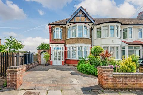 4 bedroom end of terrace house for sale - Norfolk Avenue, London, N13
