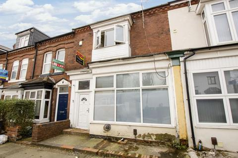 6 bedroom terraced house to rent - Exeter Road, B29