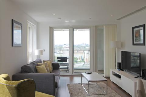 2 bedroom apartment to rent - Talisman Tower, Lincoln Plaza, Canary Wharf E14