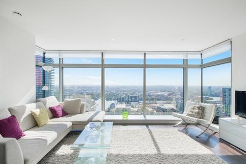 2 bedroom apartment to rent - East Tower, Pan Peninsula, Canary Wharf E14