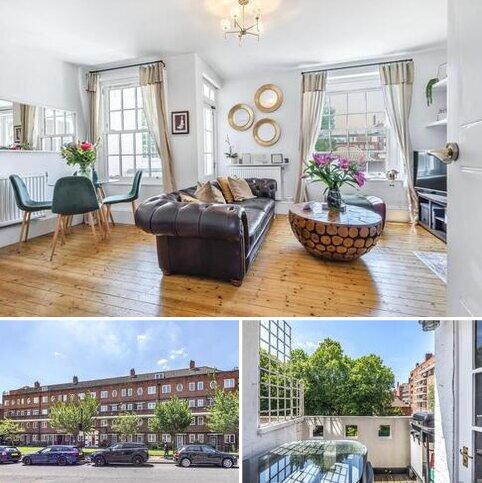 3 bedroom flat for sale - Charlbert Street, St John's Wood