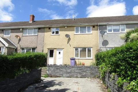 3 bedroom terraced house for sale - Rheidol Avenue, Clase, Swansea, City And County of Swansea.