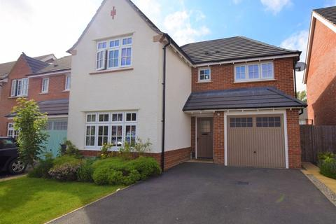 4 bedroom detached house for sale - Reith Close, Hinckley