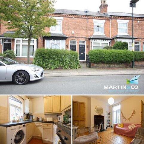 3 bedroom terraced house to rent - Gordon Road, Harborne, B17
