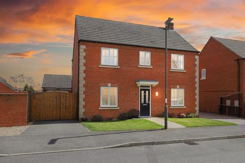 4 bedroom detached house for sale - St. Chads Way, Chesterfield